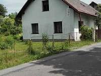 Chalupa Bystřec - ubytování Bystřec
