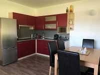 Kuchyň - pronájem apartmánu Říčky v Orlických horách
