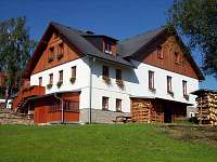ubytování na chatě k pronajmutí Říčky v Orlických horách