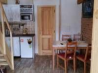 Chatka roubenka - apartmán k pronájmu Červená Voda
