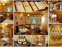 vinárna - pronájem apartmánu Červená Voda