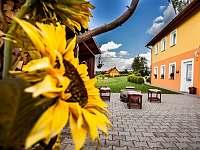 ubytování  v apartmánu na horách - Přibyslav