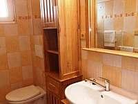 Koupelna Horní apartmán - pronájem Přibyslav