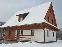Chalupa ubytování v obci Horní Morava