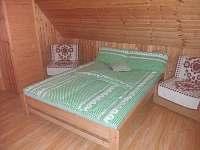 Ložnice - pronájem chaty Čenkovice