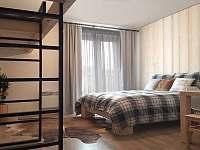 Apartmán s terasou - ubytování Dolní Morava
