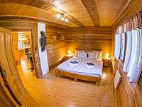 pokoj v přízemí - chalupa ubytování Kunvald