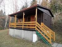 Chatky na horách - okolí Petroviček
