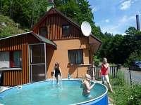 BAZÉN průměr 3,5m výška 0,9m, s pískovou filtrací, solární domeček, plachta