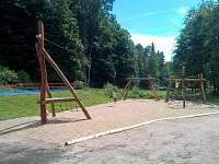 Dětské hřiště ve Zdobnici