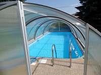 bazén - pronájem chalupy Jamné nad Orlicí