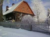 Zima pohled
