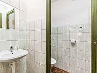 WC obývák - pronájem chalupy Nekoř