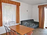 Apartmán ECO - obývák