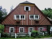 Chalupa ubytování v obci Vanovka