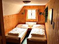 pokoj 2 lůžkový