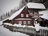 Zimní Pohádka - pronájem chalupy Zdobnice