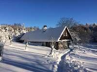 Dolní Chalupa v zimě