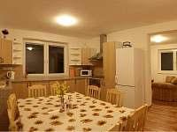 Kuchyň - východní apartmán - Červená Voda