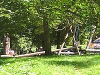 Peklo - dětské hřiště