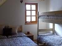 Pokoj 4 lůžka - Sedloňov