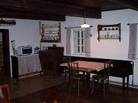 Světnice - kuchyň