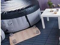 ubytování s bazéném v Orlických horách