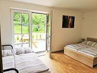Apartmán 101 (1+1) - ubytování Říčky v Orlických horách