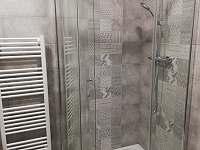 Koupelna Apartmán 101, Apartmán 102 - Říčky v Orlických horách