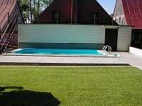 Bazén - chalupa k pronajmutí Rokytnice v Orlických horách