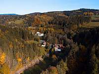 Chalupa Hartman - ubytování Olešnice v Orlických horách - Rzy