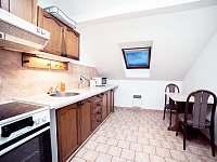 Kuchyň č.1 v 2 NP - Olešnice v Orlických horách - Rzy