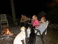 Večer u ohniště - Olešnice v Orlických horách - Rzy