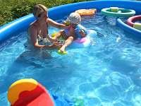 Letní bazén... pohoda