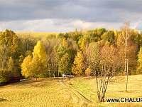 Podzim je u nás nádherný...