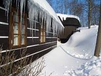 Zima u nás 600 m.n.m.