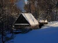 Zimní probuzení u nás v Orlických horách