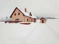 Dolní Morava ubytování 8 lidí  pronájem