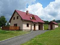 Chata k pronajmutí - dovolená Orlické hory rekreace Dolní Morava