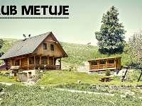 Srub ubytování v obci Maršov u Úpice