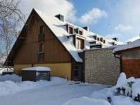 Levné ubytování Koupaliště Rychnov nad Kněžnou Apartmán na horách - Říčky v Orlických horách