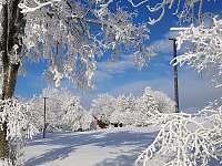 Zima 2021/01 - apartmán k pronájmu Říčky v Orlických horách
