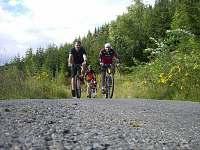 Cyklisté vítáni :)
