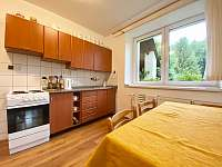 Kuchyně v přízemí - Klášterec nad Orlicí