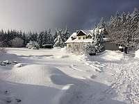 Penzion na horách - zimní dovolená Klášterec nad Orlicí