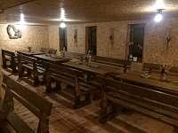 Společenská místnost - Klášterec nad Orlicí