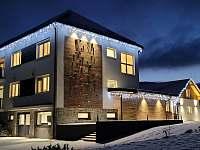 Červená Voda vily a rodinné domy  ubytování