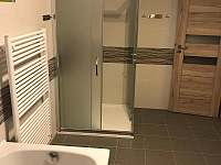 Koupelna - podkroví - Červená Voda - Mlýnice