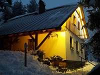ubytování na chatě k pronajmutí Čenkovice