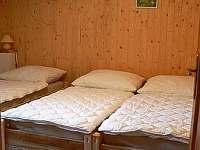 3 lůžkový pokoj v patře